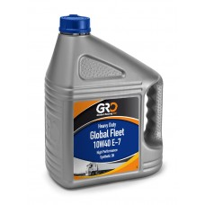 GRO Global Fleet 10W40 E-7 5L